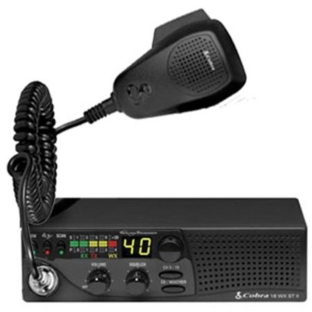 Picture for category CB & 2 Way Radios