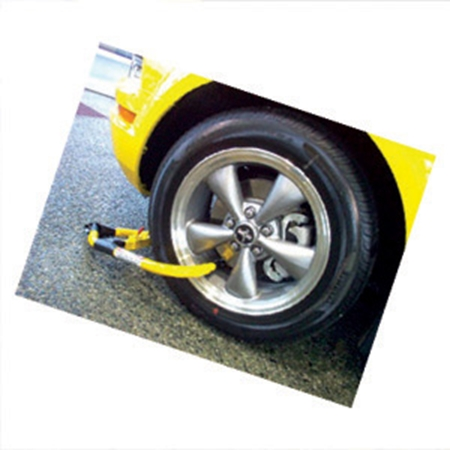 Picture for category Lockable Wheel Chocks