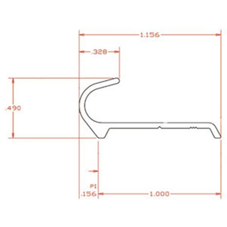 Picture for category Drip Rail Corner Molding