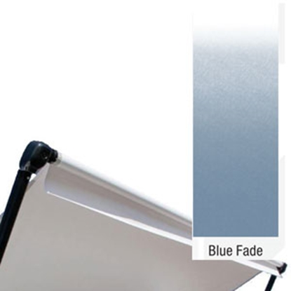 Picture of Lippert Solera 12' w/ 8' Ext Blue Fade W WG Vinyl Solera Patio Awning V000286910 00-0369