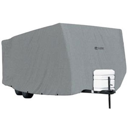 Picture of Classic Accessories PolyPRO (TM) 1 35'-38' Travel Trailer RV Cover 80-215-211001-00 01-0037
