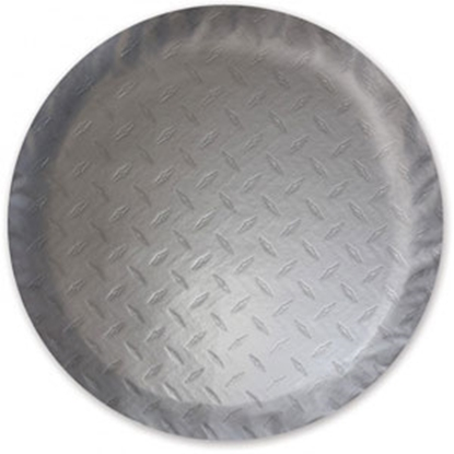 """Picture of ADCO  Steel Look 31-1/4"""" Size-C Spare Tire Cover 9753 01-0218"""