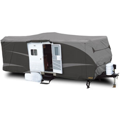 "Picture of ADCO Designer SFS Aquashed (R) 31'7"" to 34' Travel Trailer Cover 52246 01-0241"