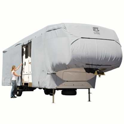 Picture of Classic Accessories PermaPRO (TM) 33'-37' 5th Wheel Cover 80-186-181001-00 01-0257