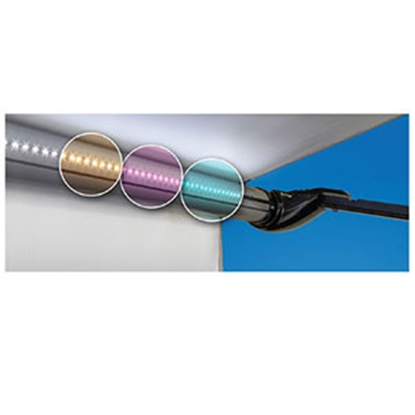 Picture of Carefree  16' Multi-Color 110V/12V Adhesive Backed Awning Light w/Remote SR0106 01-0283