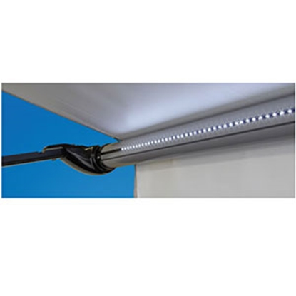 Picture of Carefree  16' White 110V/12V Adhesive Backed Awning Light w/Remote SR0107 01-0284