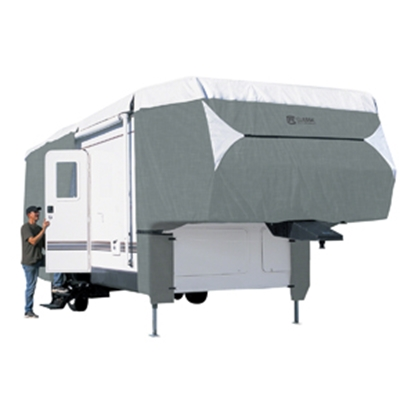 Picture of Classic Accessories PolyPRO (TM) 3 33'-37' 5th Wheel RV Cover 75963 01-0357