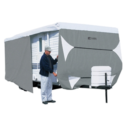 Picture of Classic Accessories PolyPRO (TM) 3 20'-22' Travel Trailer Cover 73263 01-0371