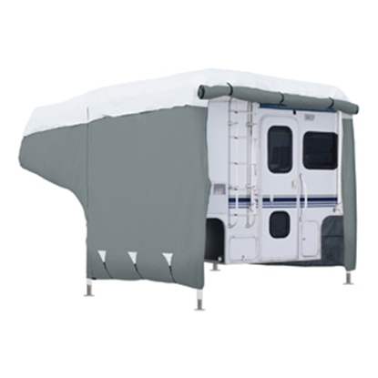 Picture of Classic Accessories PolyPRO (TM) 3 10'-12' Truck Camper RV Cover 80-037-153101-00 01-0385