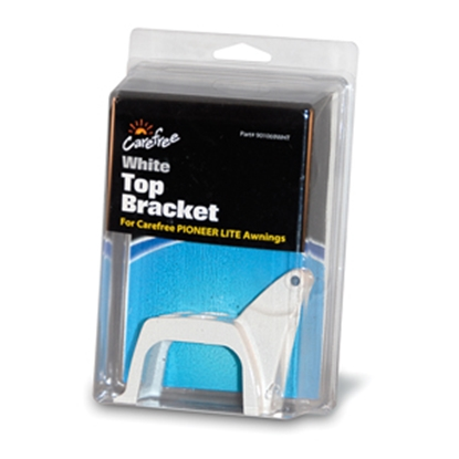 Picture of Carefree  White Top Pioneer Lite Awning Bracket 901069WHT 01-0605