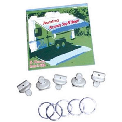 Picture of Fasteners Unlimited  5-Pack Awning Accessory Hanger For A&E 46123 01-0751