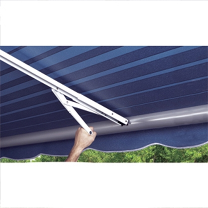 Picture of Carefree  White Rafter VII Awning Ground Support Arm 902315WHT 01-1000