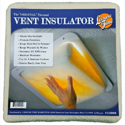 """Picture of Leisure Time  14"""" x 14"""" Vent Pillow 12009 01-1017"""