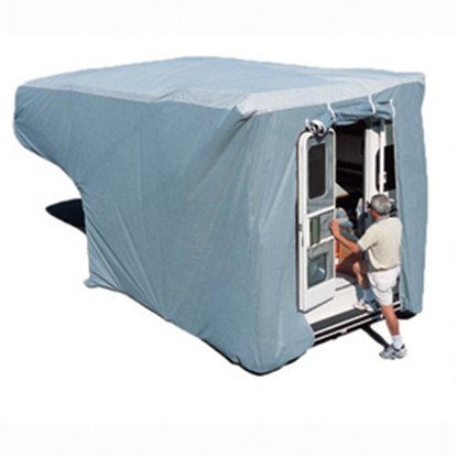 Picture of ADCO SFS AquaShed (R) 8' to 10' Medium Truck Camper Cover 12262 01-1157