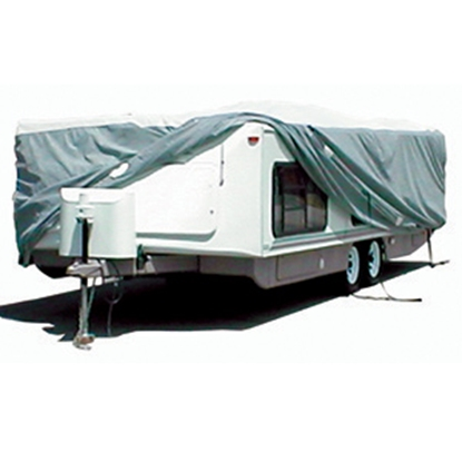 "Picture of ADCO Tyvek (R) Up To 22'6"" Hi Lo Trailer Cover 22852 01-1215"