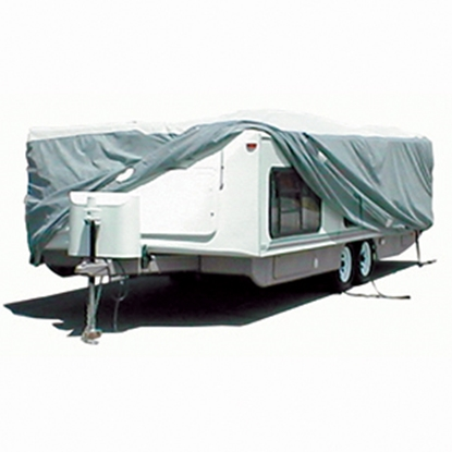 "Picture of ADCO Tyvek (R) 22'7""-26' Hi Lo Trailer Cover 22853 01-1216"