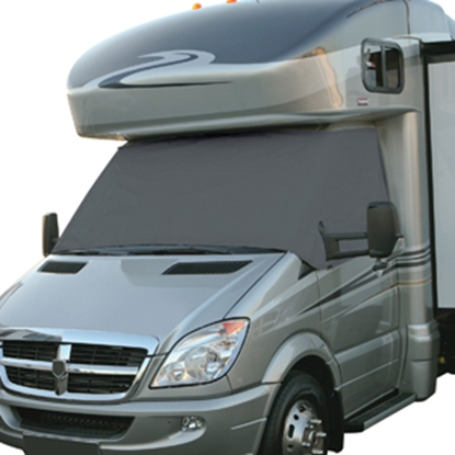 Picture of Classic Accessories  Gray Sprinter B/C Windshield Cover 80-081-211001-00 01-1642