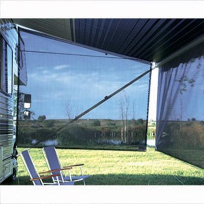 Picture of Carefree SideBlocker (TM) Black Sideblocker Awning Sun Block Panel 88008802 01-2553