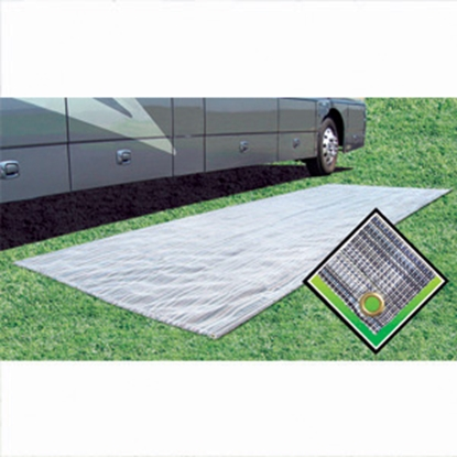 Picture of Prest-o-Fit AERO-WEAVE (TM) 7-1/2' x 20' Seascape Camping Mat 2-3030 01-2871