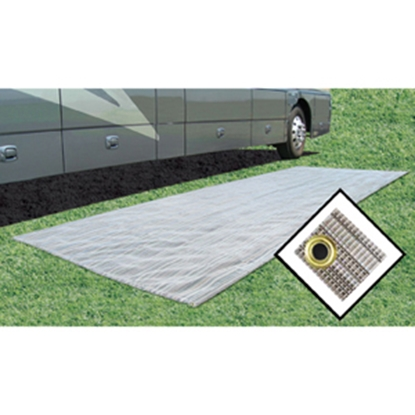 Picture of Prest-o-Fit AERO-WEAVE (TM) 7-1/2' x 20' Sante Fe Camping Mat 2-3031 01-2873