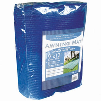 Picture of Camco  9' x 12' Blue Camping Mat 42821 01-2930