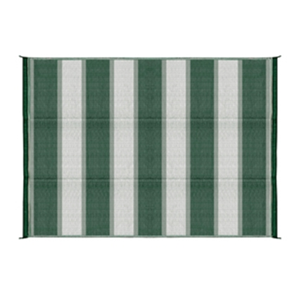 Picture of Camco  6' x 9' Green Reversible Camping Mat 42870 01-2970
