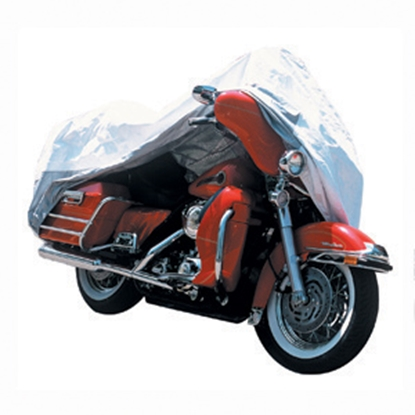 Picture of ADCO Tyvek (R) Motorcycle Storage Cover 73011 01-3366