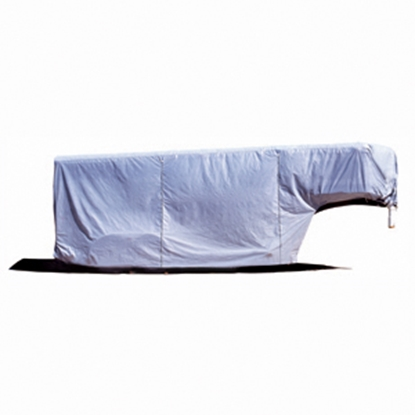 """Picture of ADCO SFS AquaShed (R) Up To 24'6"""" SFS AquaShed Horse Trailer Cover 46011 01-3438"""