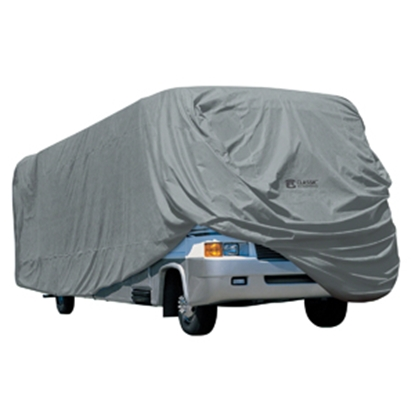 Picture of Classic Accessories PolyPRO (TM) 1 24'-28' Poly 1 Class A RV Cover 80-161-161001-00 01-3702