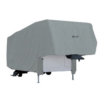 Picture of Classic Accessories PolyPRO (TM) 1 33'-37' Poly 1 5th Wheel RV Cover 80-153-181001-00 01-3724