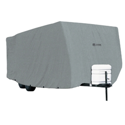 Picture of Classic Accessories PolyPRO (TM) 1 24'-27' Poly 1 Travel Trailer RV Cover 80-177-171001-00 01-3743