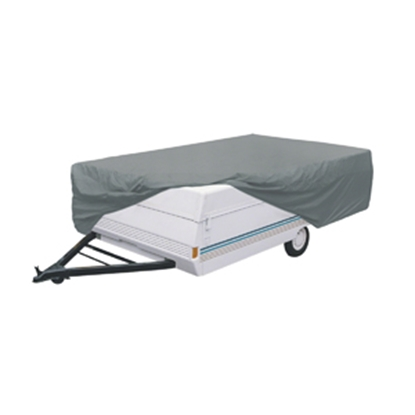Picture of Classic Accessories PolyPRO (TM) 1 8'-10' Poly 1 Folding Camper RV Cover 74203 01-3760