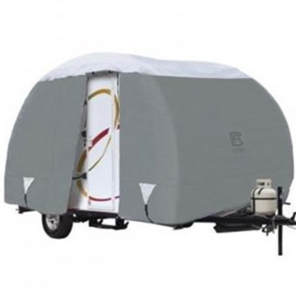 Picture of Classic Accessories PolyPRO (TM) 3 Poly 3 Rpod 179 Travel Trailer RV Cover 80-197-171001-00 01-8637