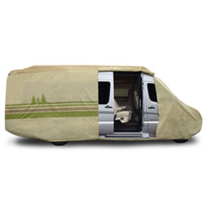 Picture of ADCO Winnebago (TM) Tan Poly 21' All Travato's/Rialta's Class B Winnebago (TM) Cover 64867 01-8669