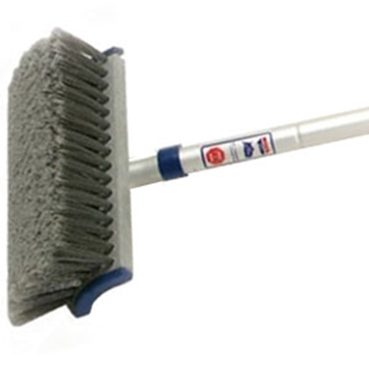 Picture of Adjust-a-Brush  3'-6' Ft Flo-Thru Telescopic Combination Brush PROD440 02-0108