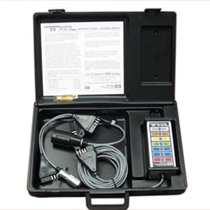 Picture of Hopkins Tow Doctor (TM) 4 Wire Flat/6 Pole Round/7 RV Blade Trailer Wiring Circuit Tester 50918 02-0245