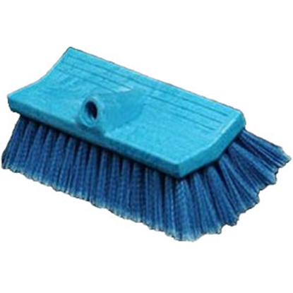 Picture of Mr Longarm  Blue Soft Bi Level Flo Thru Brush Car Wash Brush 0483 02-9650