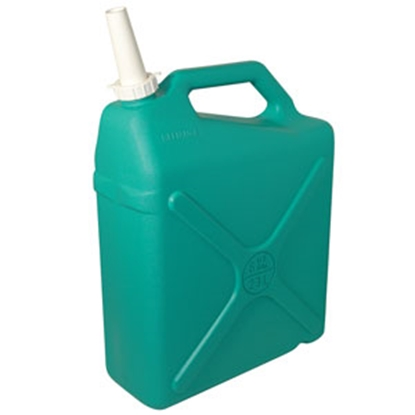 Picture of Reliance Products Desert Patrol 6 Gal Olive Polyethylene Water Carrier 8580-43 03-0028