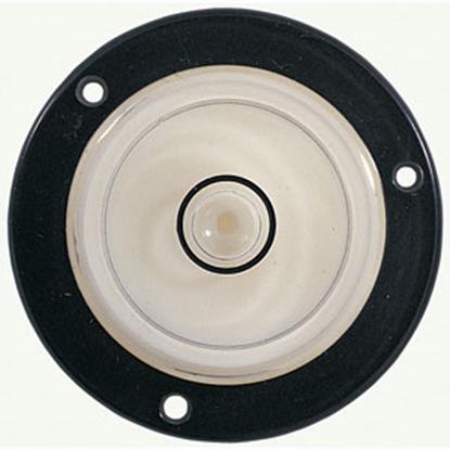 Picture of Hopkins  Screw-On Bullseye Bubble RV Level 09815 03-0115