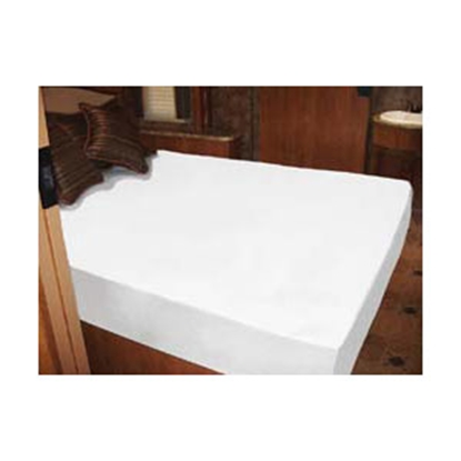 Picture of Mattress Safe Sofcover (R) White Waterproof Twin Mattress Protector SC3775-CL 7-11 03-0130