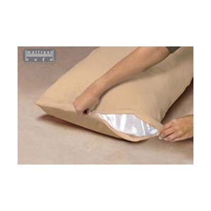 Picture of Mattress Safe Sofcover (R) Fawn Beige Standard Pillow Safe Pillow Protector CWPS-STD FN 03-0161