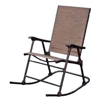 Picture of Prime Products Coronado Signature Series Dark Bronze Rocker Chair 13-6960 03-0168