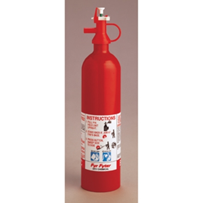 Picture of Kidde  5-B:C Disposable Fire Extinguisher 4104000K 03-0250