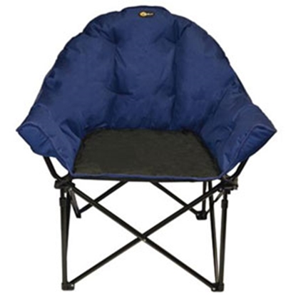 Picture of Faulkner  Blue/Black Bucket Chair 49575 03-0298