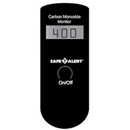 Picture of Safe-T-Alert Safe-T-Alert (TM) Rechargable Digital Display Portable CO Detector SA-HHCO 03-0378