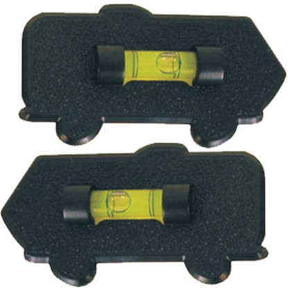 Picture of Prime Products  2-Pack Black Bubble RV Level 28-0111 03-0406