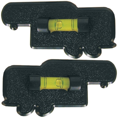 Picture of Prime Products  2-Pack Black Stick-On Bubble RV Level 28-0113 03-0414