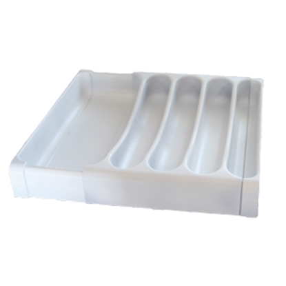Picture of Camco  White Adjustable Cutlery Tray 43503 03-0429
