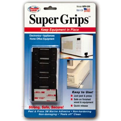 Picture of Thumb Lock Super TV Grips (TM) Black Super TV Grips MRV-200BK 03-0513