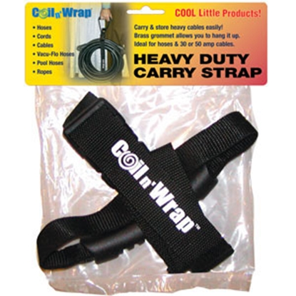 Picture of Coil n' Wrap  Heavy-Duty Carry Straps 006-8 03-0547